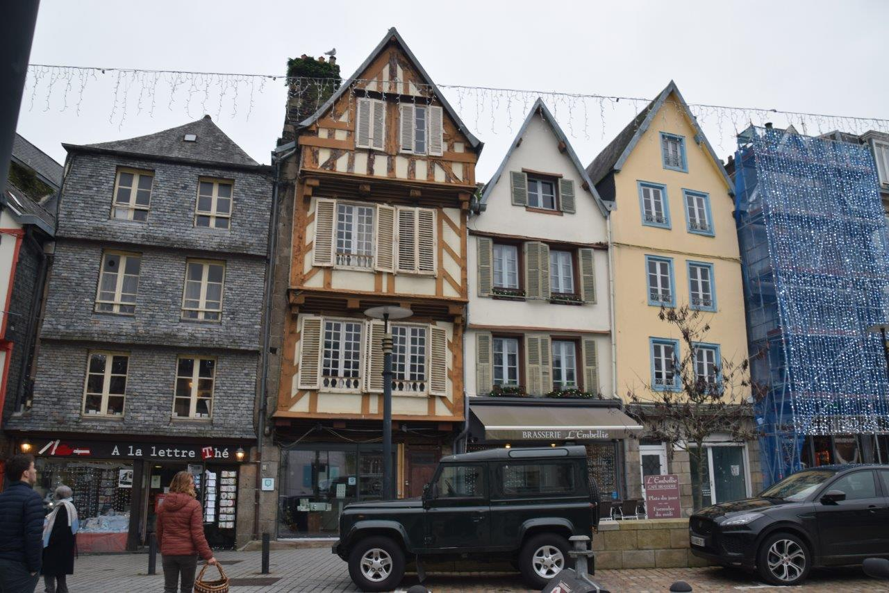 Place des Viarmes Morlaix. Photo pyb29